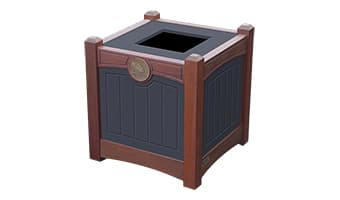 Black Forest Luxury 15 Gallon Waste Enclosure