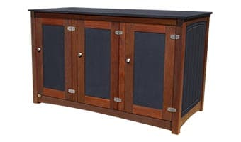 Black Forest Luxury Amenities Cabinet