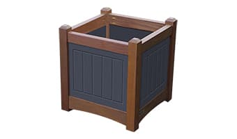 Black Forest Hampton Planter Box