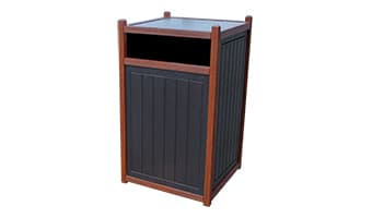 Black Forest Original 55 Gallon Waste Enclosure
