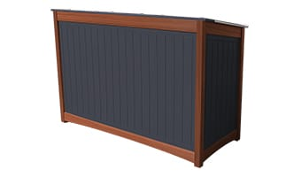 Black Forest Hampton Imperial Valet Podium