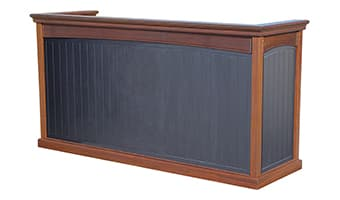 Black Forest Pedestal Top Imperial Valet Podium