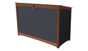 Black Forest Luxury Imperial Valet Podium
