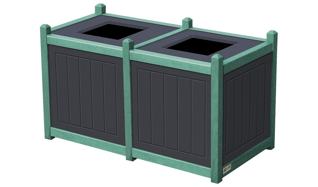 Waste Enclosure | EC15-2
