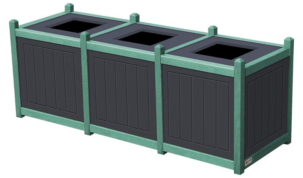 Waste Enclosure | EC15-3