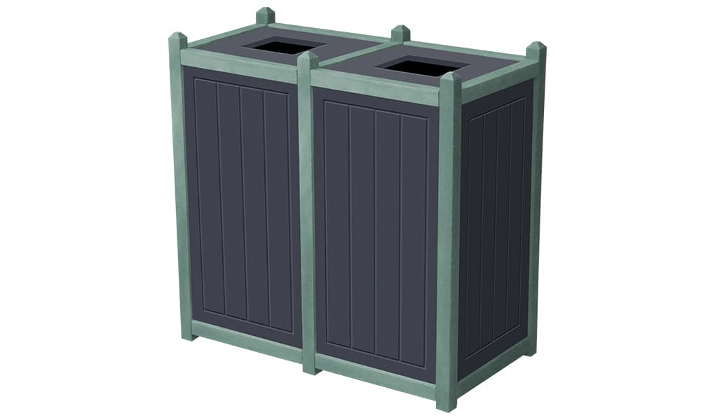 Waste Enclosure | EC18-2