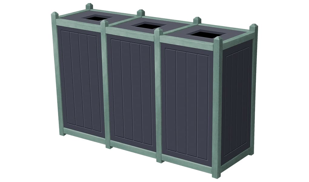Waste Enclosure | EC18-3