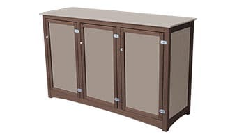 EasyCare Hampton Amenities Cabinet