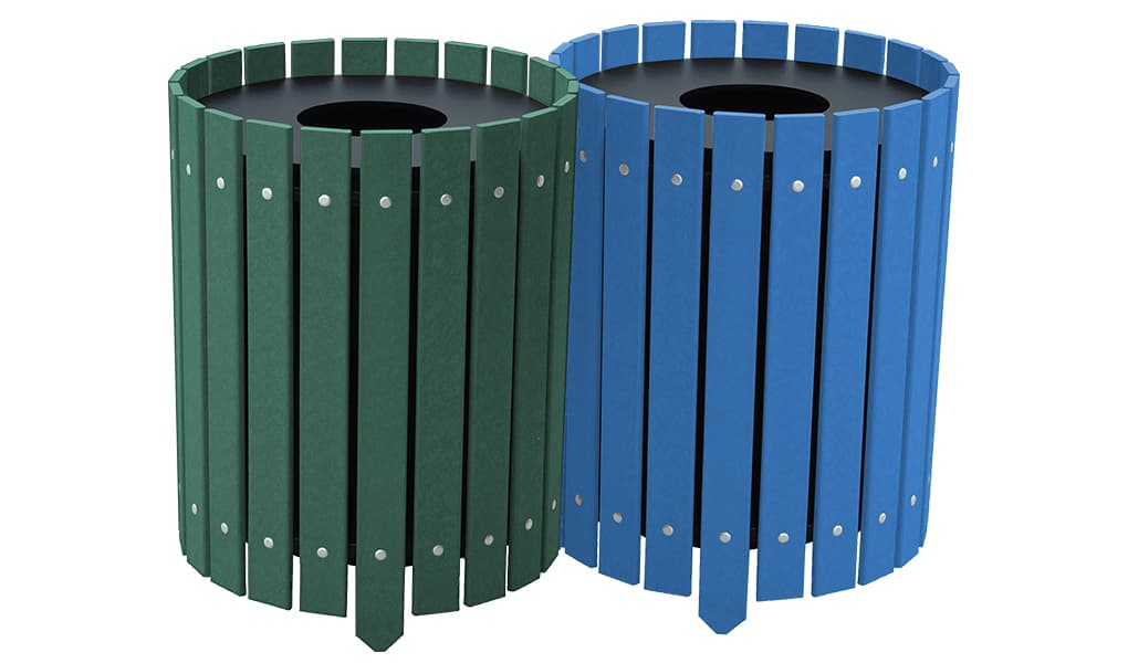 Waste Enclosure | EC20R-2| Round