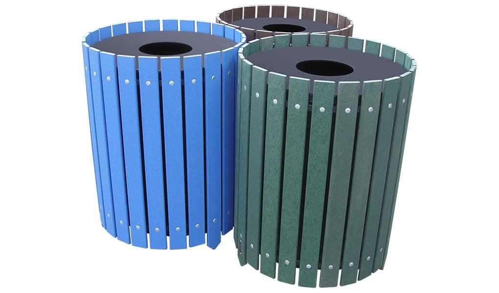 Waste Enclosure | EC32R-3| Round