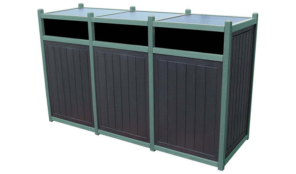 Waste Enclosure | EC55-3