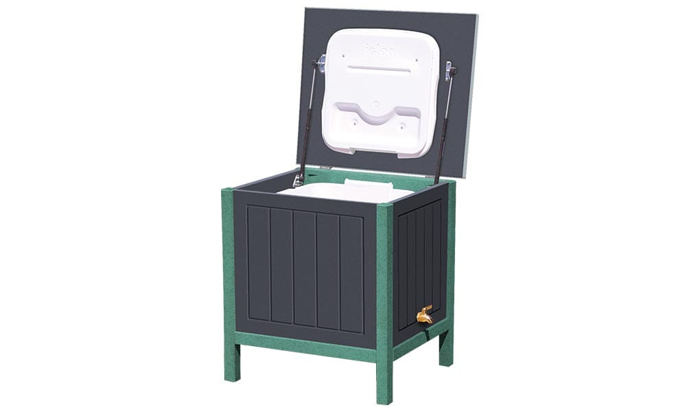 Ice Chest | EC825| Cube