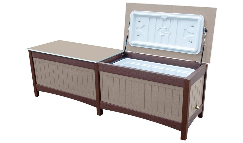 Ice Chest | EC8500H-2| Hudson