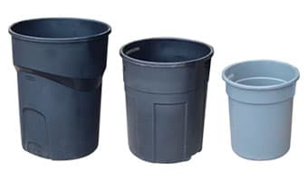 Round Waste Liners
