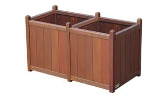 Rinowood Original Double Planter Box