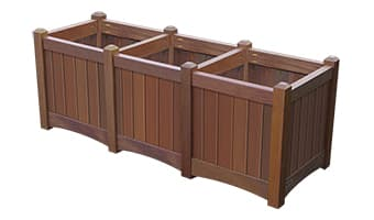 Rinowood Hampton Triple Planter Box