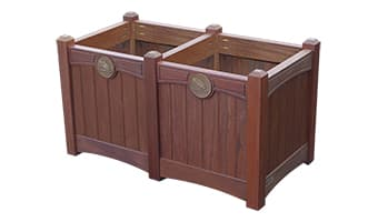 Rinowood Luxury Double Planter Box