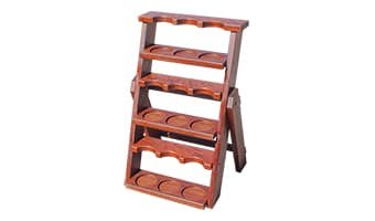 Rinowood Original 9 Quart Carolina Bottle Rack