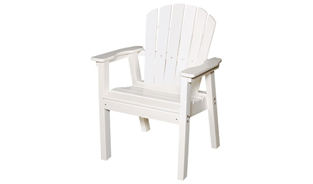 Adirondack Dining Chair | SSC-021| Shellback