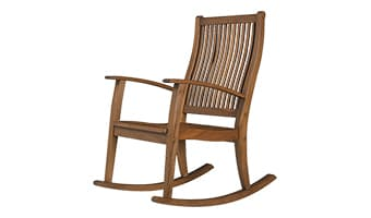 ipe vermont rocking chair | tsc250