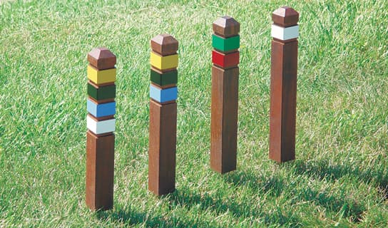 custom options for Course Stakes & Markers