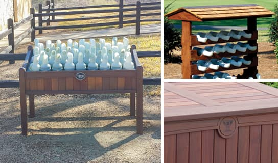 custom options for Sand & Seed Bottle Racks & Boxes