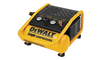 Portable Air Compressor for Spike Cleaner Stations